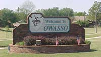 Welcome to Owasso